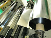Bopp film Clear and Metallized 15micron,20micron,25micron,30mircron