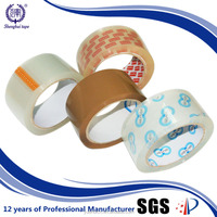 BOPP Water-proof Hot Melt Wrapping Tape China