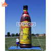 Hight quality advertising inflatable beer cooler inflatable ketchup bottle