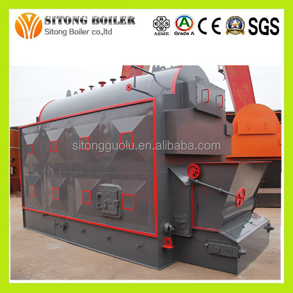 DZL Fully Automatic Industrial Bagasse Steam Generator Price