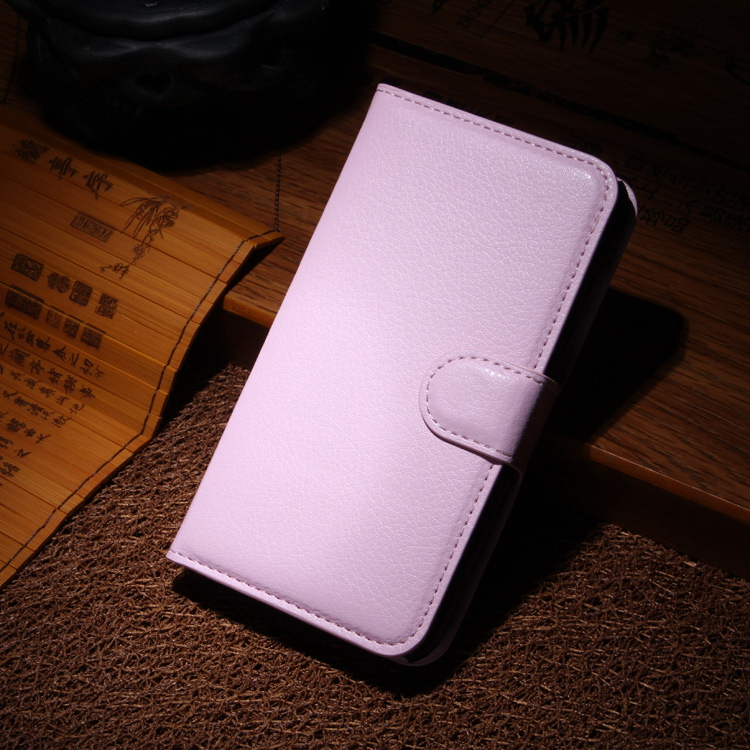 Contemporary hot sell wallet leather flip case for htc one x