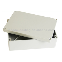 Aluminum die casting process/ Waterproof junction box Enclosure
