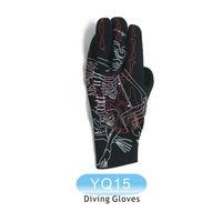 Diving Surf Gloves with Custom Logo
