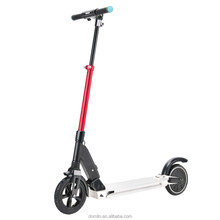 2017 250W cheap 2 wheel folding electric scooter for adults