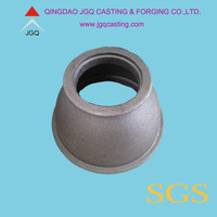 Alloy steel investment castings