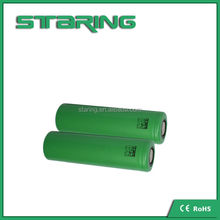ecig interchangeable battery us18650vt battery polymer battery ecig