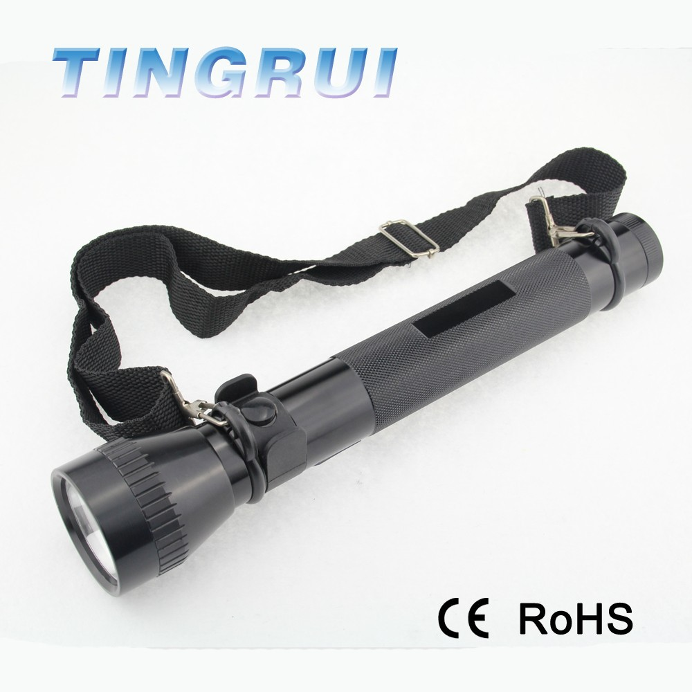 China Hot sale rechargeable led tripod flashlight