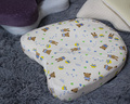 Hot selling anti-roll positioning newborn baby pillow