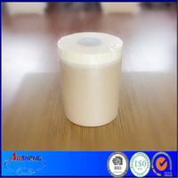 Kraft masking paper brown roll 38gsm with tape