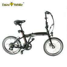 "New 20"" lithium battery mountain foldable electric bike powerful MTB electric bicycle"