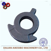 OEM and ODM service professional customized sanding casting cast iron compressor parts China factory