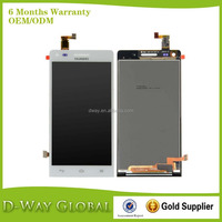 Factory price for huawei g6 touch screen digitizer LCD replacement,touch screen for huawei g6