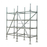 High Quality Cheap Galvanized Ring Lock Scaffolding For Construction Jobs