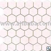 Honeycomb Mosaic Honed