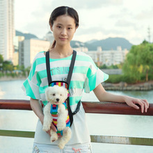 best selling products canvas backpack pet easy carrier soft dog carrier bag