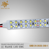 Low price 2835 4000k led strip 5050 light