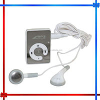 EH013 charger mini clip mp3 player manual