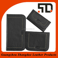 Competitive Low Price Excellect Quality Branded Leather Purse