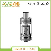 First Version Smok TF RTA Tank with G2 or G4 deck, 4.5ML Capacity Smok TF RTA Tank, 510 Thread for Smok TF RTA Tank Ready Stock