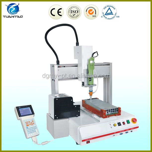 Automatic 3 Axis Glue Epoxy Dispensing Robot