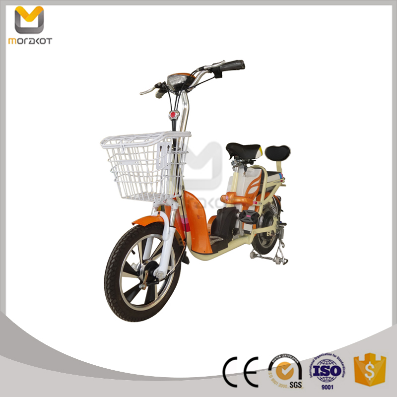 Morakot Branded Electric Motor Bicycle With Rechargeable