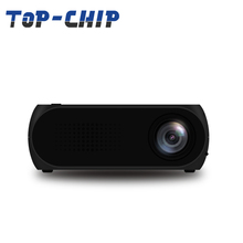 Pocket projector mini portable home office conference multimedia LED projector YG320