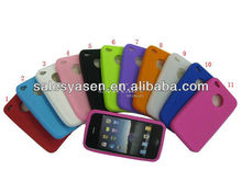 Fingerprint Silicone Cover for iPhone 4 case