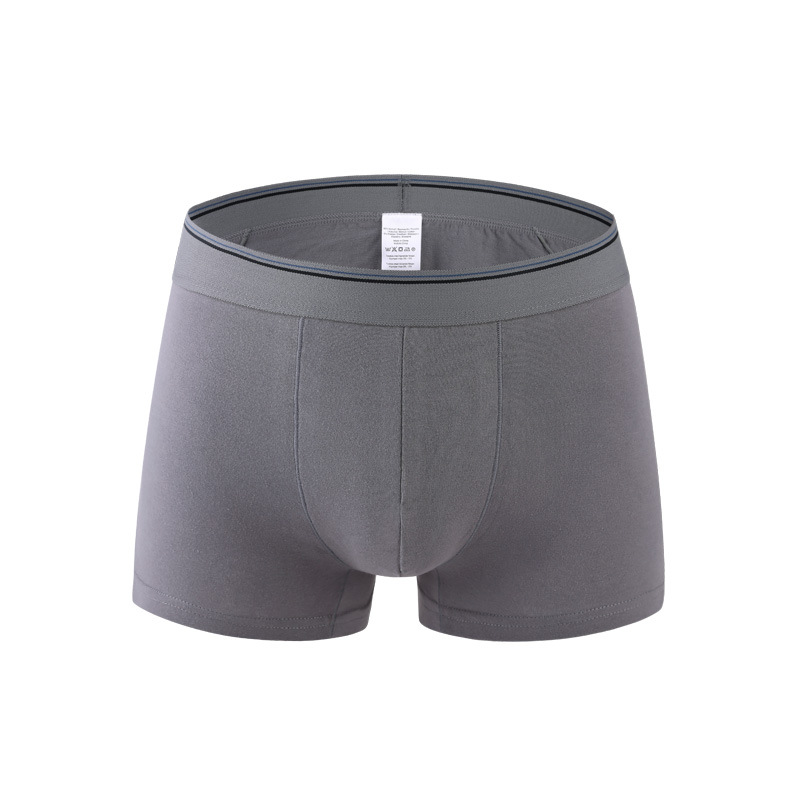 Hot selling multi-colored women elastic free cotton underwear for men