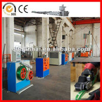 pet strap extrusion line from China plant/making machine/prodcution line