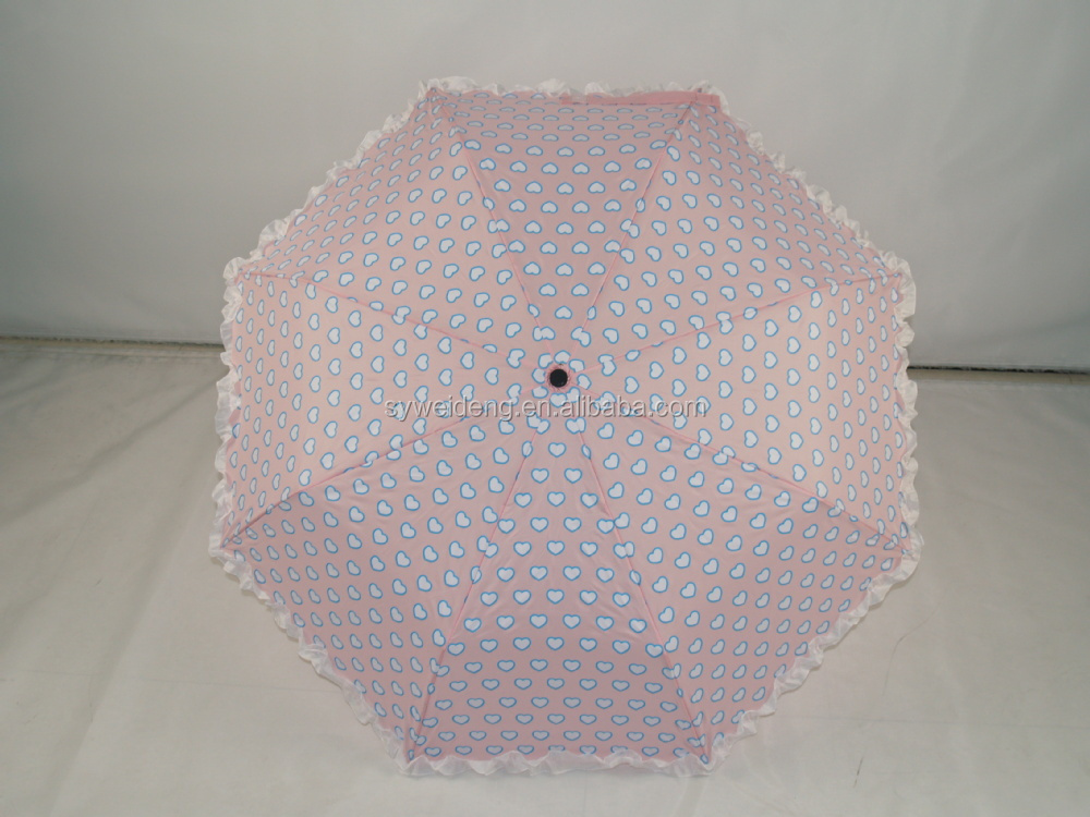promotional super mini manual 3 fold umbrella alibaba china