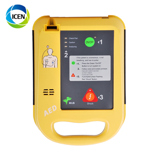 IN-C025 Medical Defibrillator aed pads cabinet Aed trainer