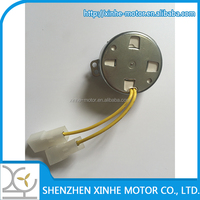 low noise dB30-50 24V ac 12v synchronous motor