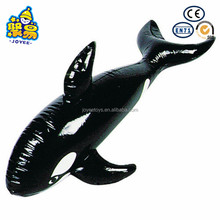 Summer pool toys blow up killer whale inflatable whale