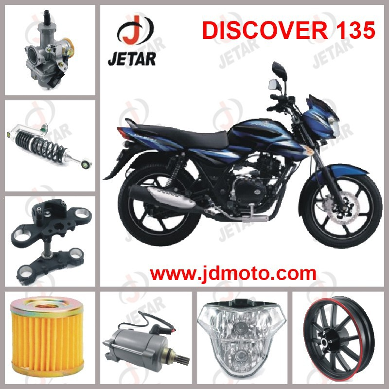 DISCOVER 135 motorcycle helmet & accessory & bags & cover & helmets & ramps
