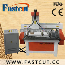 multi-spindle cnc lathe for wood engraving machine with strong bearing ability