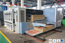 GIGA LX 308N Corrugated Carton Pizza Box Printing and Flexo Ink Printing And Slotting Machine