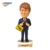 Maat logo grappige dashboard Trump dashboard president hars bobble head