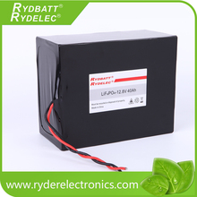rechargeable sealed lead acid battery 12.8V 40ah for computer backup power