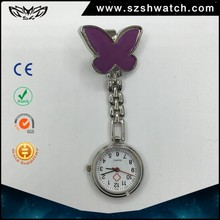 2017 hot selling watch for nurse fob price nurce watch pin with cheap price in stock