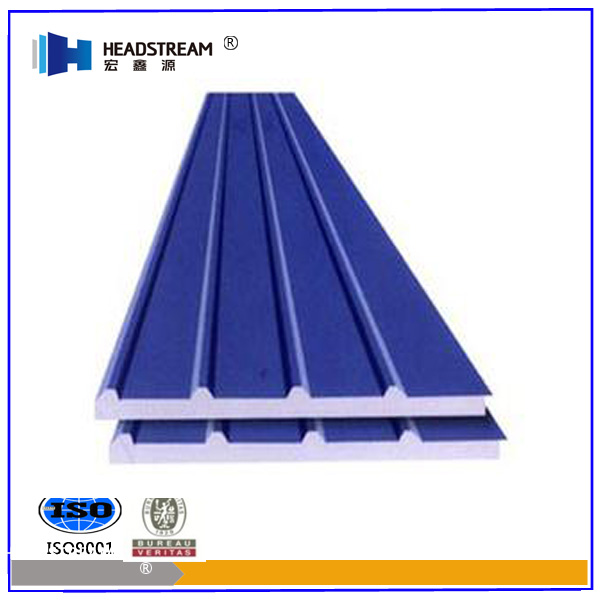 Low cost wholesale roof insulated sandwich panel price for Low cost roofing materials
