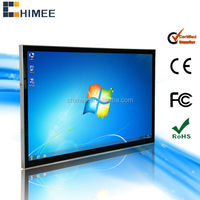 55 inch brand new computer 1037u cpu touch screen wall mount digital signage advertising