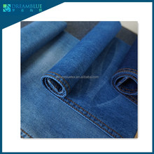 5.5oz 185GSM 100% cotton woven denim shirting fabric