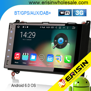 "Erisin ES6982BD 8-Core 9"" Android 6.0 WiFi 3G GPS Car Multi-media Stereo DVD Player NO DVD Function for Sprinter Viano Vito"