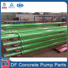 st52 seamless concrete pump pipes and Schwing concrete pump spare parts