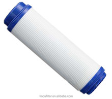 "GAC Coal Activated Carbon Filter Cartridge 10"" For Drinking Water Treatment"