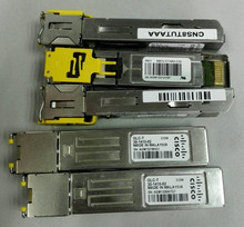 Cisco GBIC GLC-T 1000BASE RJ45 copper SFP transceiver 10gb