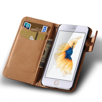 Hot sale cell phone wallet case for iphone 6 4.7 inch flip case