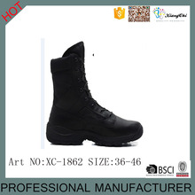 High Level Quality Genuine Leather Army Boots Military Combat Boots