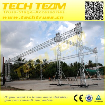 F100-RS Heavy Duty Rectangle Aluminum Truss Price