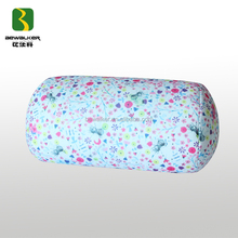 Decorative Filling Polyester Floral Pattern Pillow